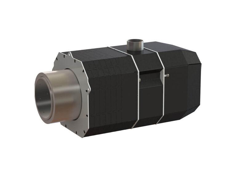 Palnik na pellet ROTARY 10-50 kW - flansza