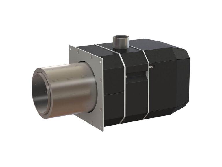 Palnik na pellet ROTARY 15-70 kW - flansza