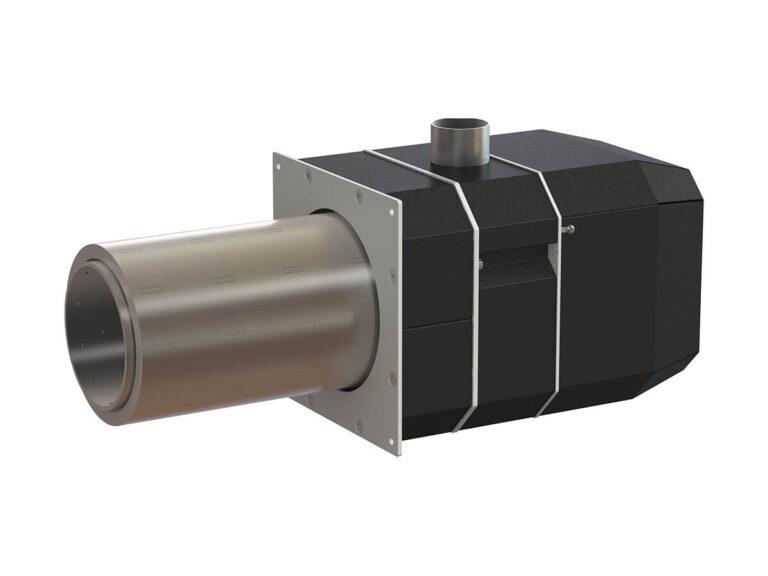 Palnik na pellet ROTARY 20-100 kW - flansza