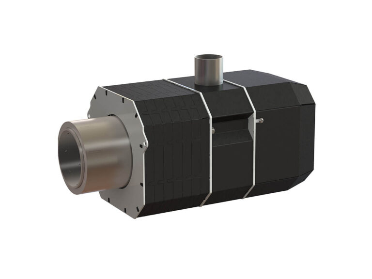 Palnik na pellet ROTARY 8-36 kW - flansza