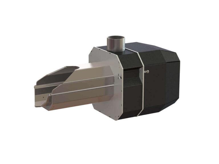 Palnik na pellet BASIC 5-20 kW - przód