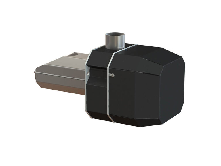 Palnik na pellet BASIC 5-20 kW - tył